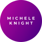 Michele Knight logo