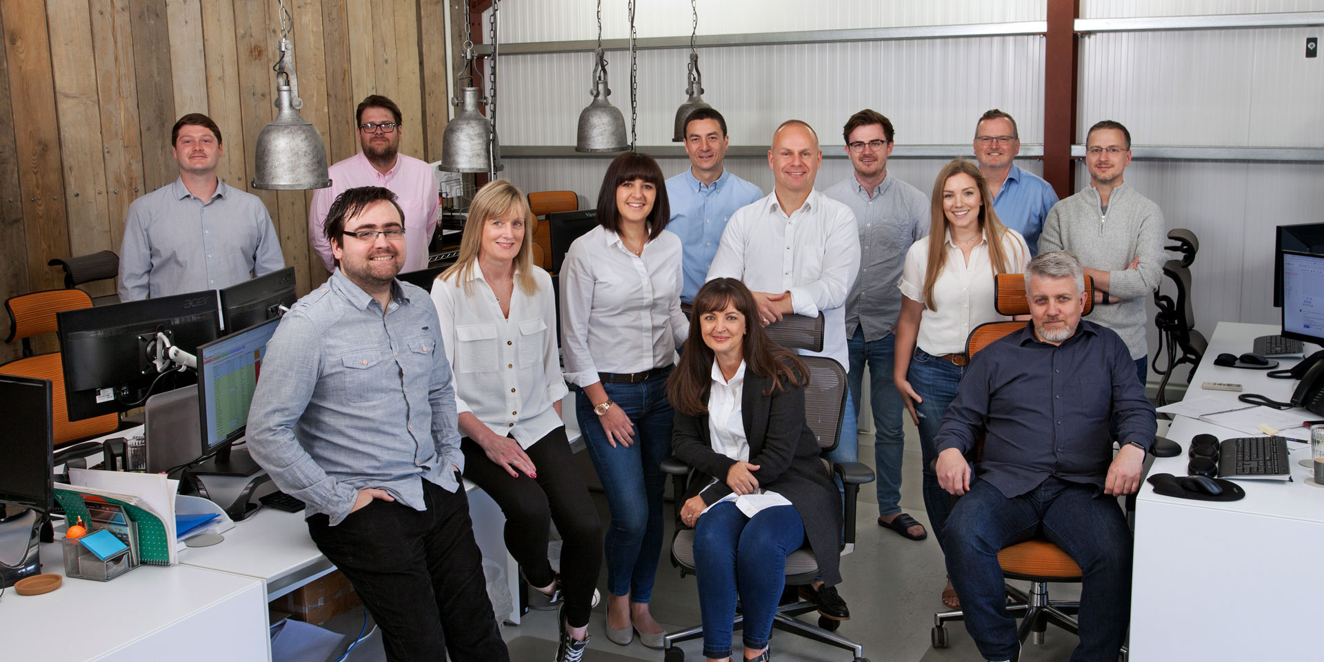 The InverOak Team